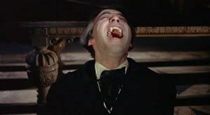 Christoper Lee Horror of Dracula