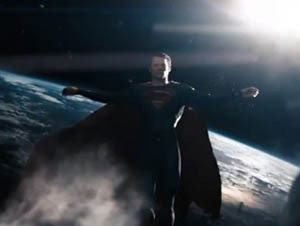 Steel from Man of Steel