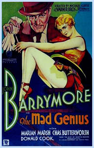 Poster for The Mad Genius (1931)