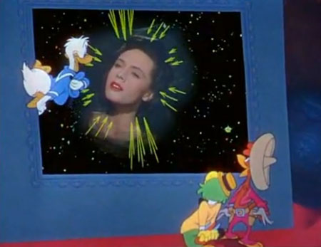 Still from The Three Caballeros (1944)