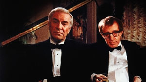 Still from Crimes and Misdemeanors (1989)