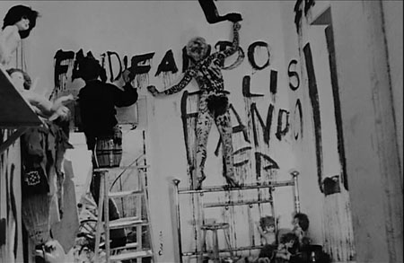 Still from Fando y Lis (1968)