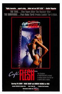 Cafe Flesh poster