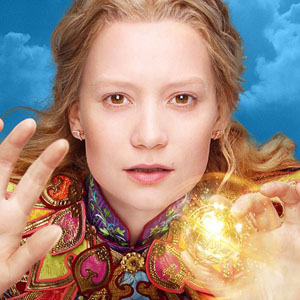 Promo for Alice Through the Looking Glass (2016)