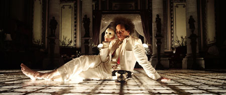 Still from Eisenstein in Guanajuato (2015)