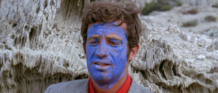 Still from Pierrot le Fou (1965)