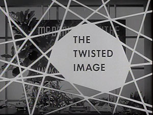 Title from Boris Karloff's Thriller: The Twisted Image