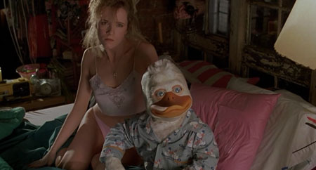 Still from Howard the Duck (1986)