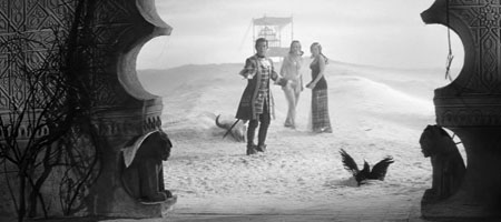 Still from The Saragossa Manuscript (1965)