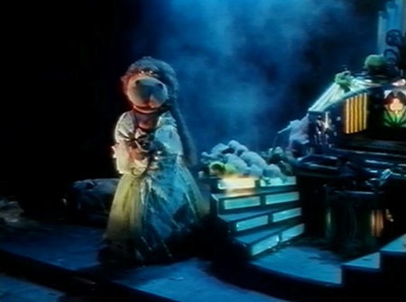 Still from Meet the Feebles (1989)