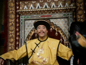 Still from The Castle of Fu Manchu (1969)