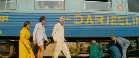 Still from The Darjeeling Limited (2007)