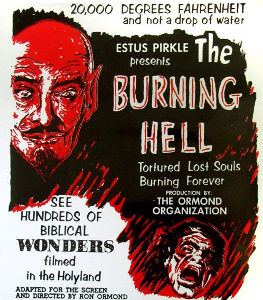 Still from The Burning Hell (1974)