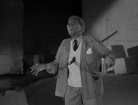 Still from The Testament of Orpheus (1960)