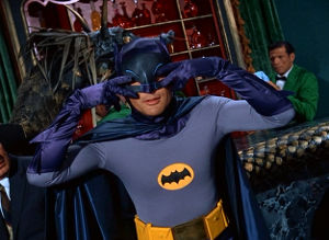 """Still from Batman """"Hey Diddle Riddle"""" (1966)"""