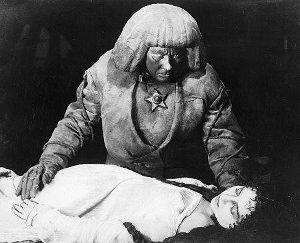 Still from The Golem (1920)