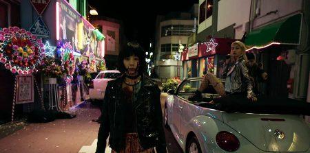 Still from Tokyo Vampire Hotel (2017)