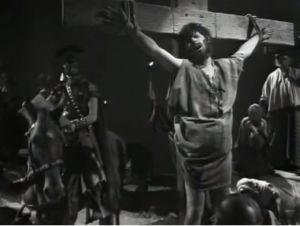 Still from Son of Man (1969)