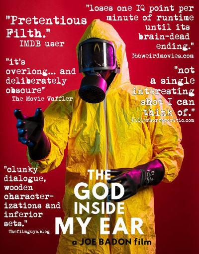 God Inside My Ear Poster