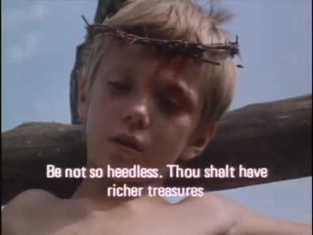 Still from The Annunciation (1984)