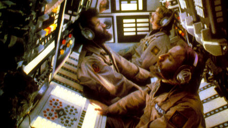 Still from Dark Star (1974)