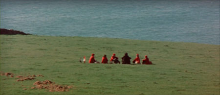 Still from The Sailor Who Eell from Grace with the Sea (1976)