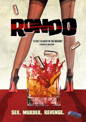 RONDO DVD Cover (2018)