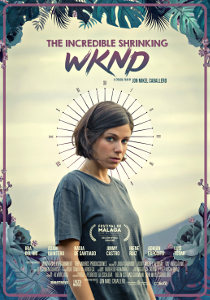 Poster for The Incredible Shrinking Wknd