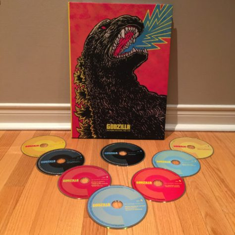 Criterion Godzilla Box Set