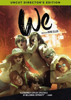 We Blu-ray cover