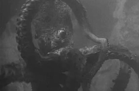 Still from sh! the octopus (1937)