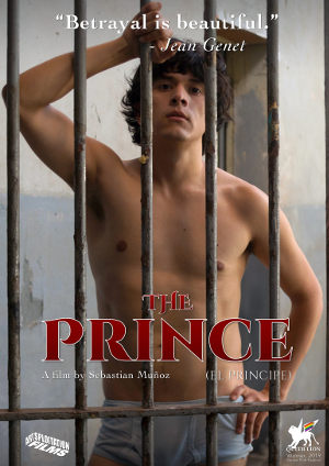 The Prince Blu-ray Cover