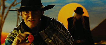 Still from Sukiyaki Western Django (2007)