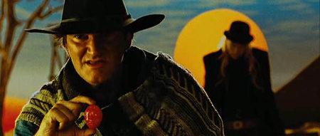 Still from Sukiyaki Western Django (2007)