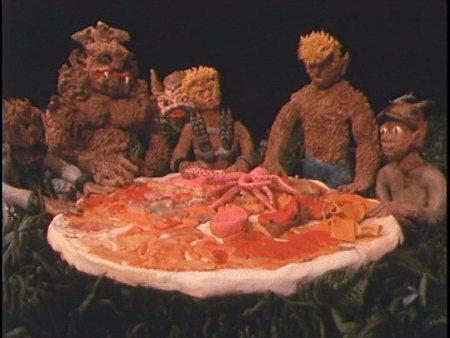 Still from Prometheus' Garden (1988)