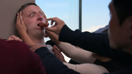 """Still from """"I Think You SHould Leave with Tim Robinson"""" (2021)"""