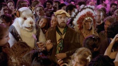 Still from Rock 'n Roll High School (1979)