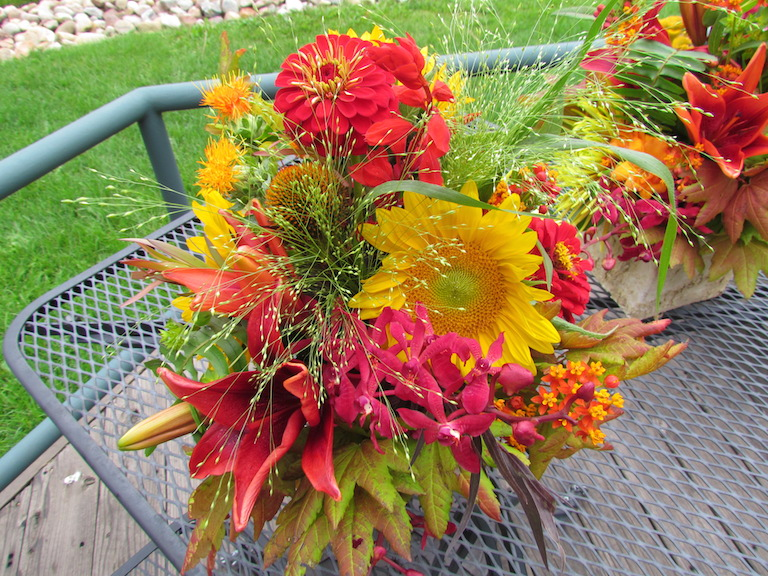 Wedding Flowers From Sturtz And Copeland In Boulder CO
