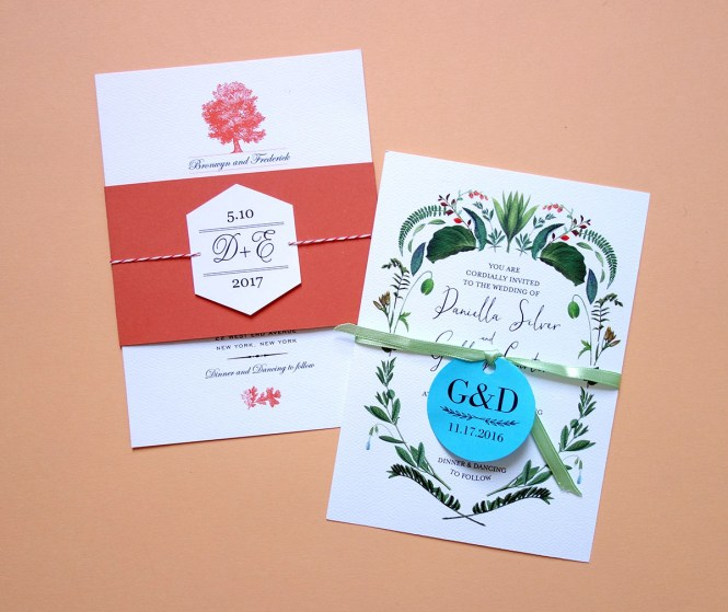 Diy Tags For Wedding Invitations
