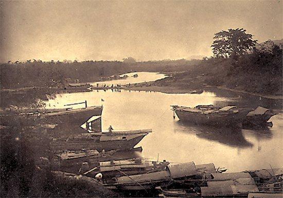 Sông Tô Lịch xưa