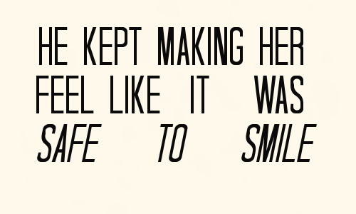 Image result for eleanor and park eleanor quotes