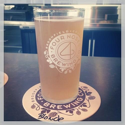 Welcome to the brewniverse 4 Noses Brewing #drinkandspoon #drink #craftbeer #craftbeercommunity #beer #beerporn #beergasm #beertography