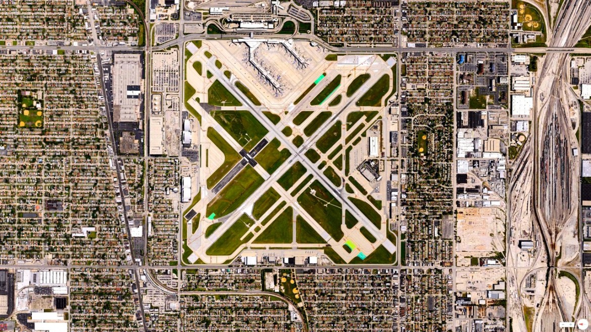 Chicago Midway International Airport Chicago, Illinois, United States 41°47′10″N 87°45′09″W