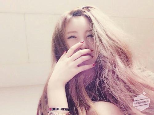 T-ara holic Update | Qri: 좋은 아침♡