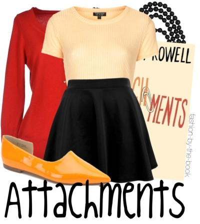 "Attachments by Rainbow Rowell<br /><br /><br /><br /><br /> Find it here<br /><br /><br /><br /><br /> ""There are moments when you can't believe something wonderful is happening. And there are moments when your entire consciousness is filled with knowing absolutely that something wonderful is happening."""
