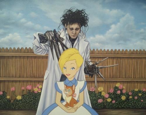Disney Alice Wonderland Joker