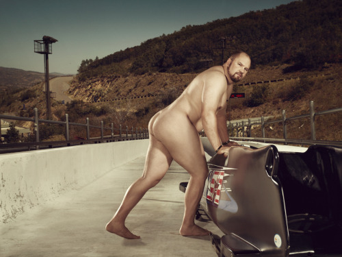 Steven Holcomb, ESPN Body Issue 2010, ESPN Body Issue, Steven Holcomb nude,