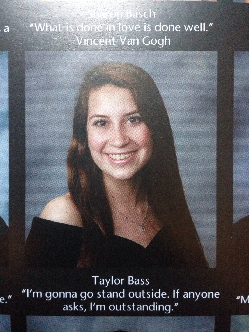 yearbooks class of 2014 senior quotes ghchs ...
