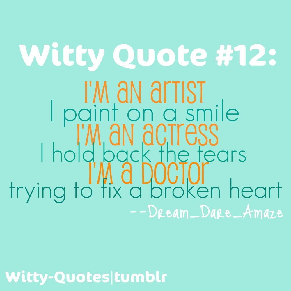 Clever Quotes And Sayings