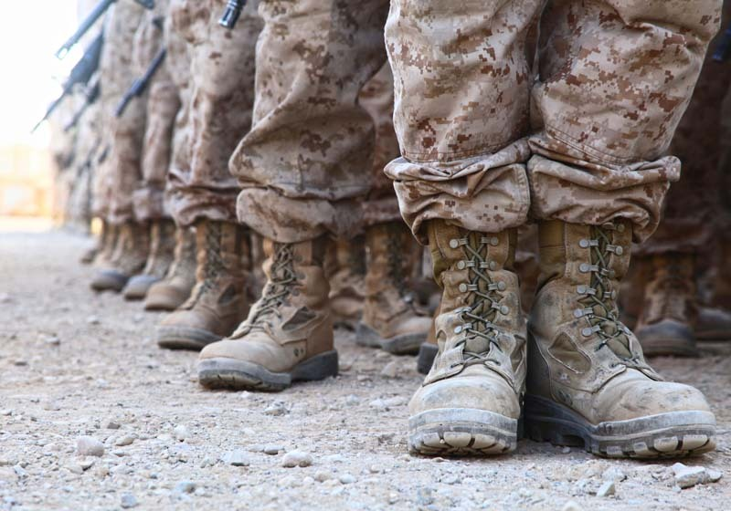Bates Wins Contract To Produce Gore Tex Footwear For Air Force